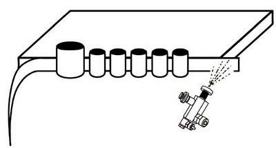 Drevox.ru_Разделительная_жидкость_LCM_LC_2/40_Схема_обработки_кромочного материала