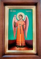 Икона Ангела Хранителя на заказ
