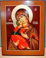 Заказать икону Владимирской Божьей Матери