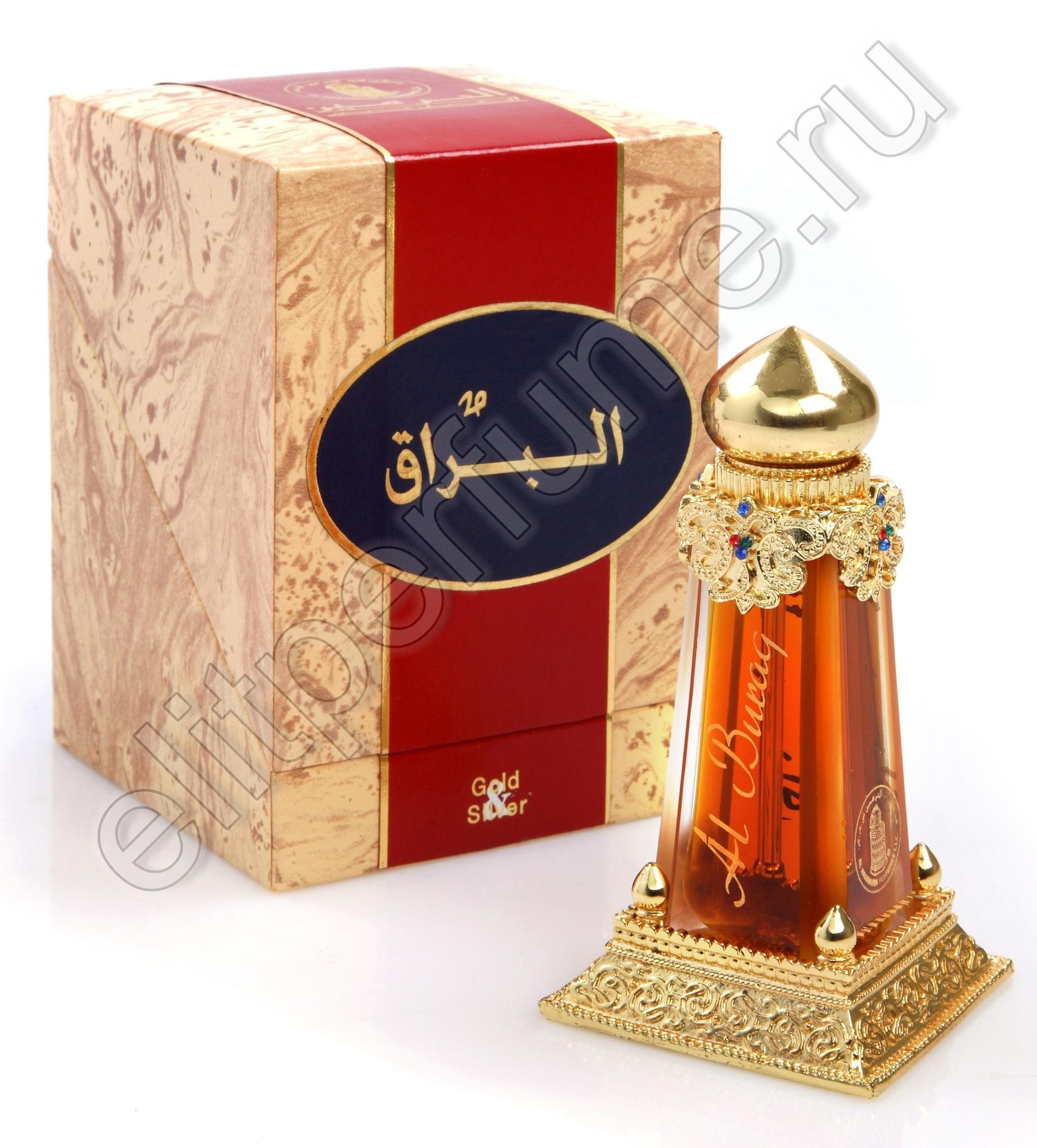 Арабские духи Аль Бурак Al Buraq