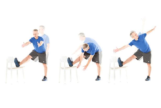 Пружинні рухи при розтяжці