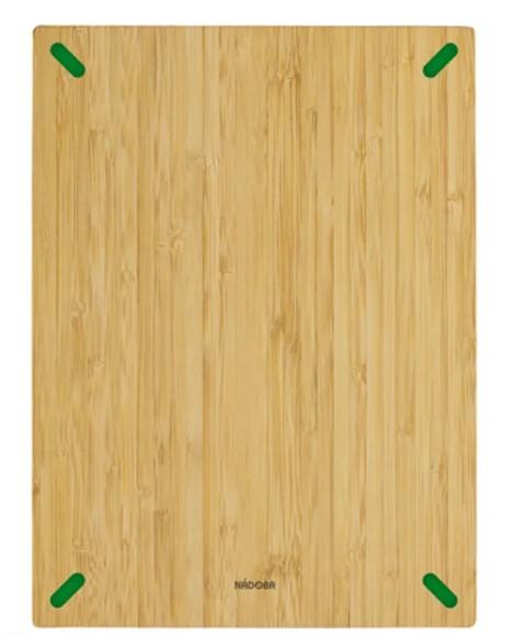 Доска для разделки продуктов из бамбука