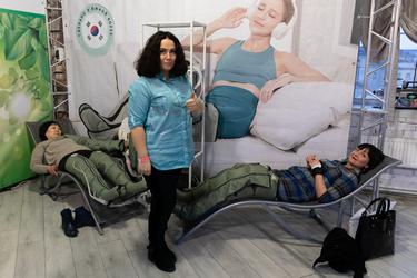 Лимфодренажный массаж и прессотерапия от МаксМассаж