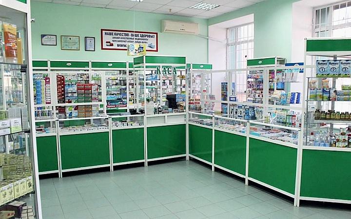 Отсутствие длинных очередей в аптеке привлекает в неё покупателей