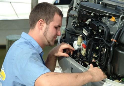 Сервис-центр лодочных моторов