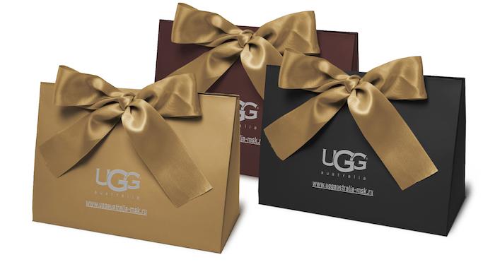Подарочный сертификат от UGG Australia