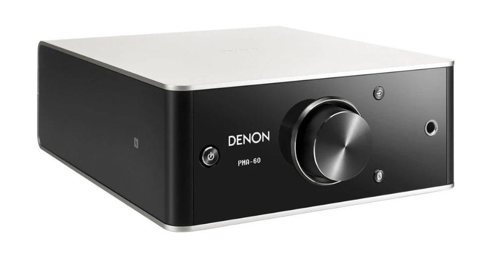 Цифровой интегральный усилитель Denon PMA-60