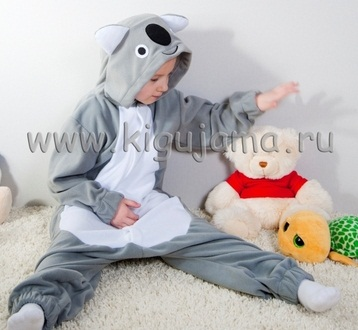 Пижама кигуруми для мальчиков