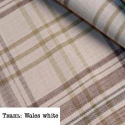 Ткань: Wales white