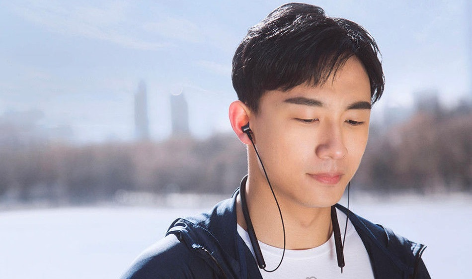 Наушники Xiaomi Mi Collar Bluetooth Headset