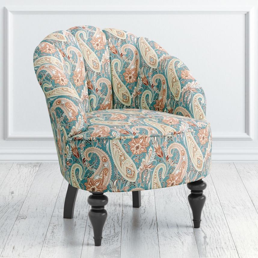 Кресло классическое прованс Шелли цветное