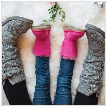 Детские угги для девочек