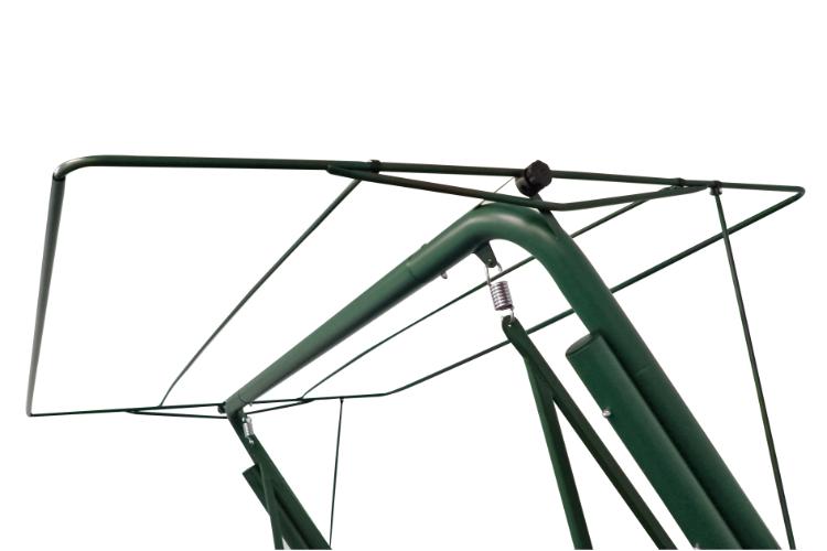 Эдем премиум зеленый тентодержатель