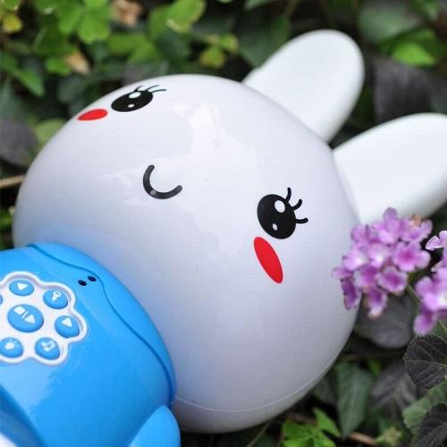 Медовый зайка Alilo G6 голубой купить в интернет-магазине Мама Любит!