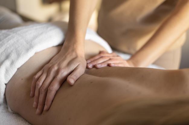 Розслабляючий масаж