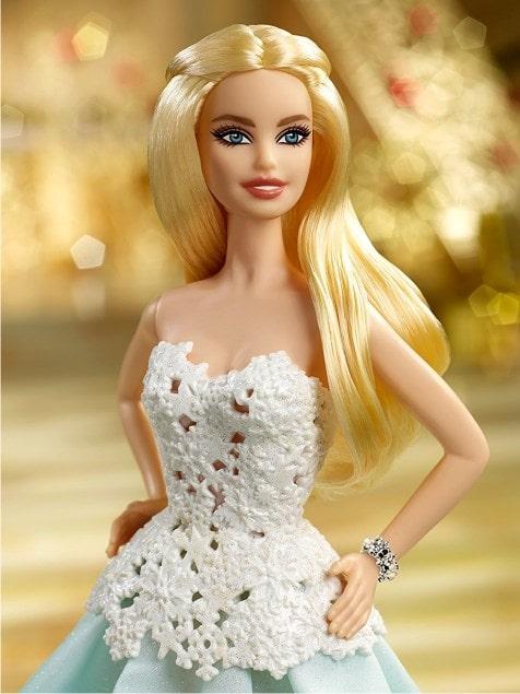 Кукла Барби из коллекции Holiday 2016