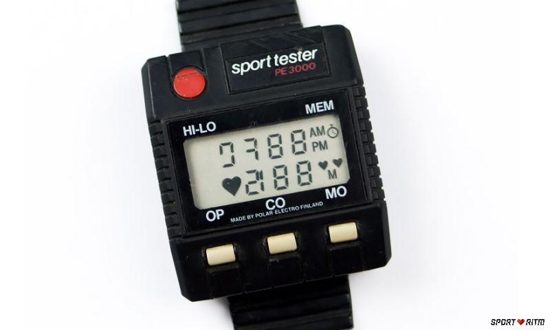 Sport Tester PE3000