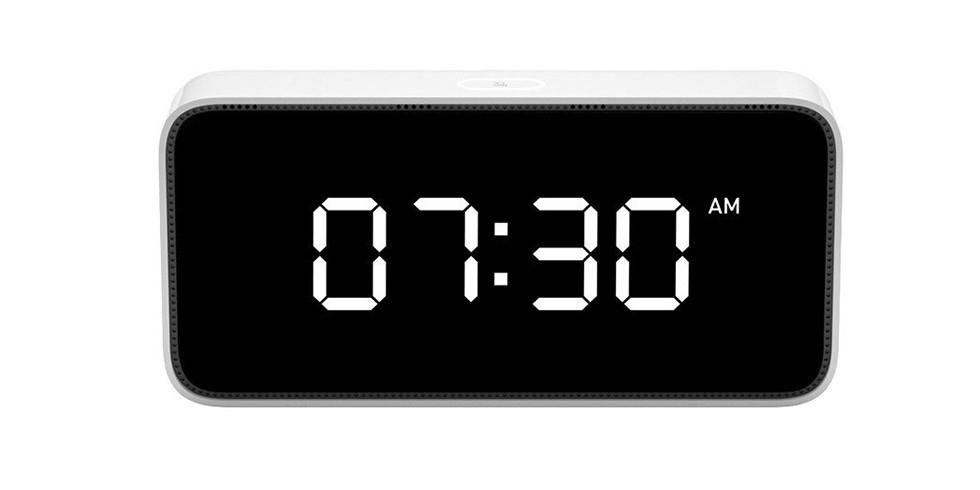 Умный будильник Xiaomi Small Love Smart Alarm (белый)