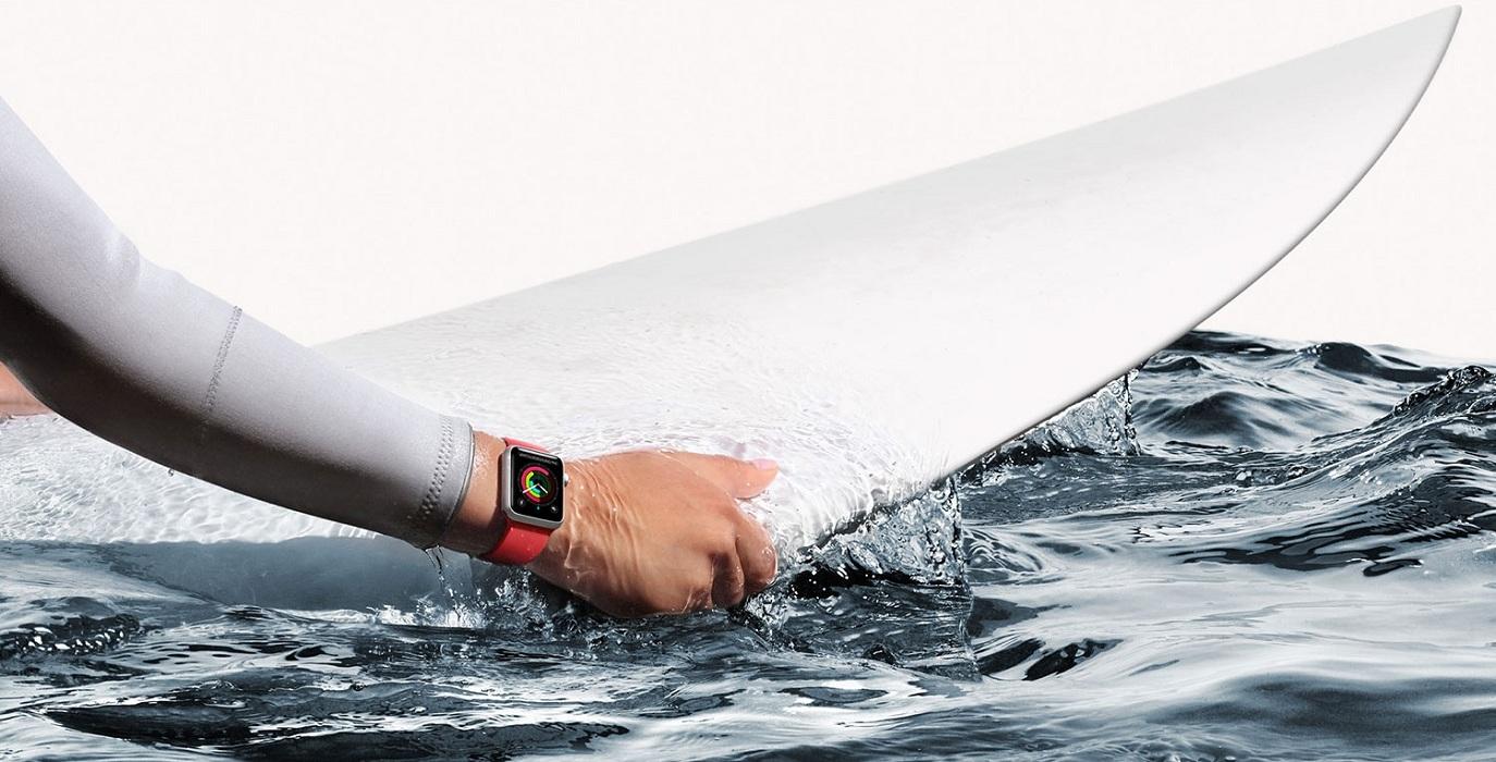 Обзор умных часов Apple Watch Series 2.