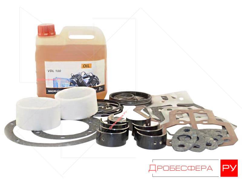 Ремкомплекты для воздушных компрессоров