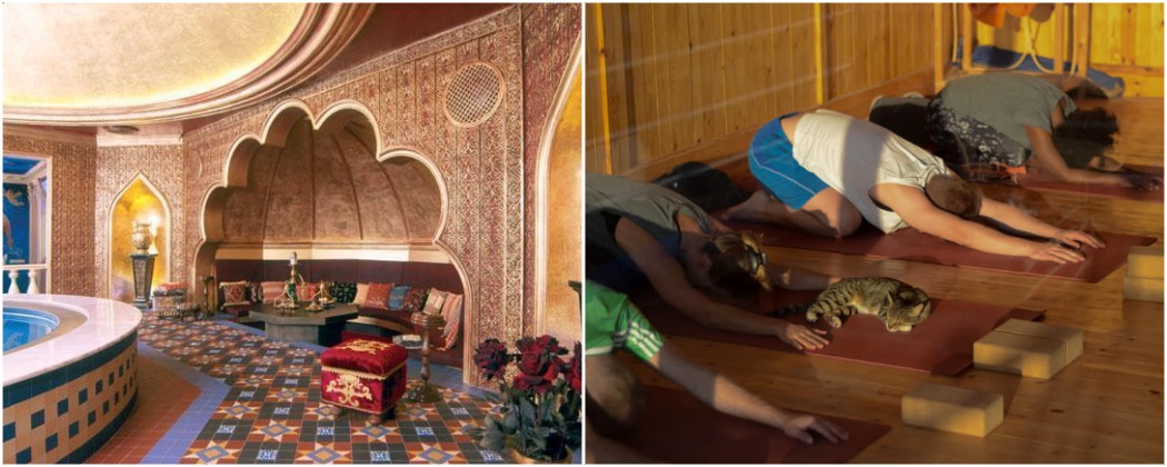 Серф-йога кемп в Марокко