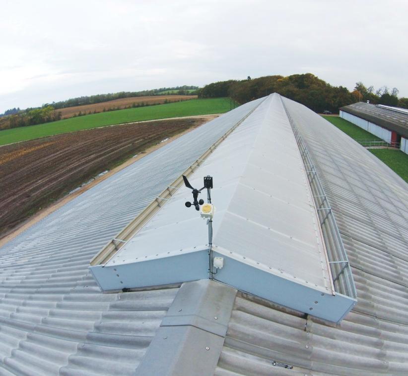 Погодная станция для Контроллера вентиляционного оборудования Natural Center