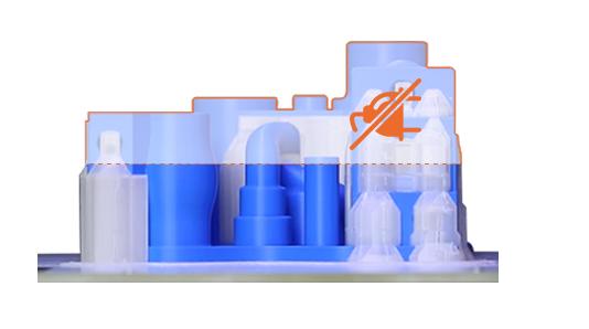 Функция возобновления печати и датчик контроля нити