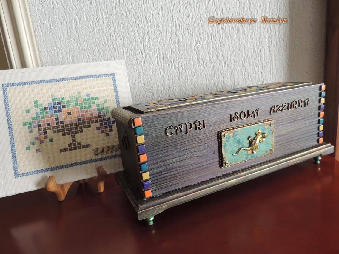 Наталья Гоголевская о наших красках для имитации эмали SMAR
