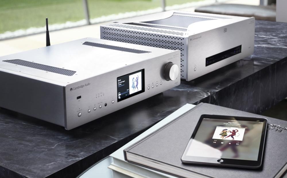 Сетевой плеер Cambridge Audio Azur 851N