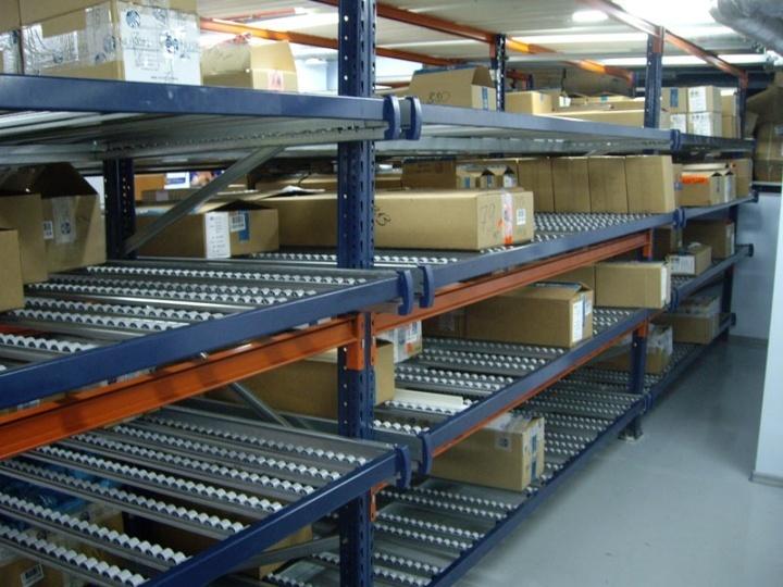 Механизированные стеллажи очень востребованы при организации складского учета