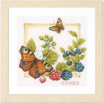 Новинка Lanarte 2016, бабочка