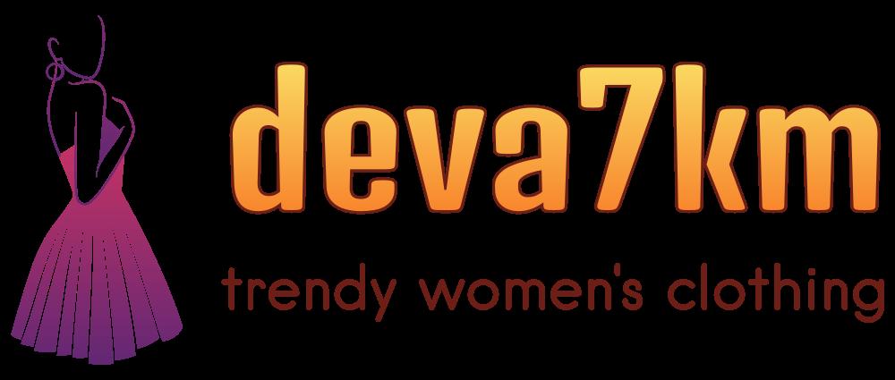 Трендовая женская одежда - Дева