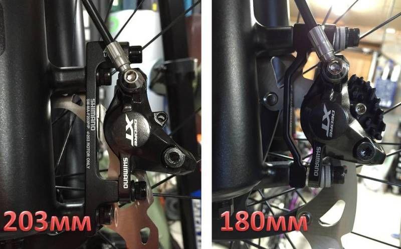Адаптеры для дискового тормоза
