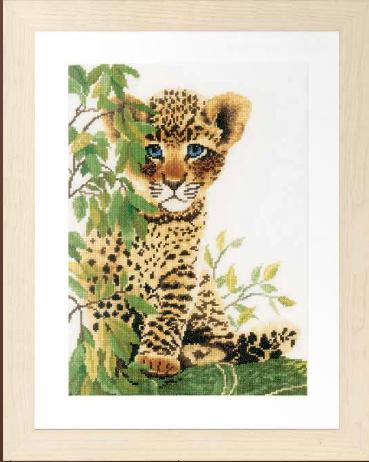 Новинка Lanarte 2016, леопард
