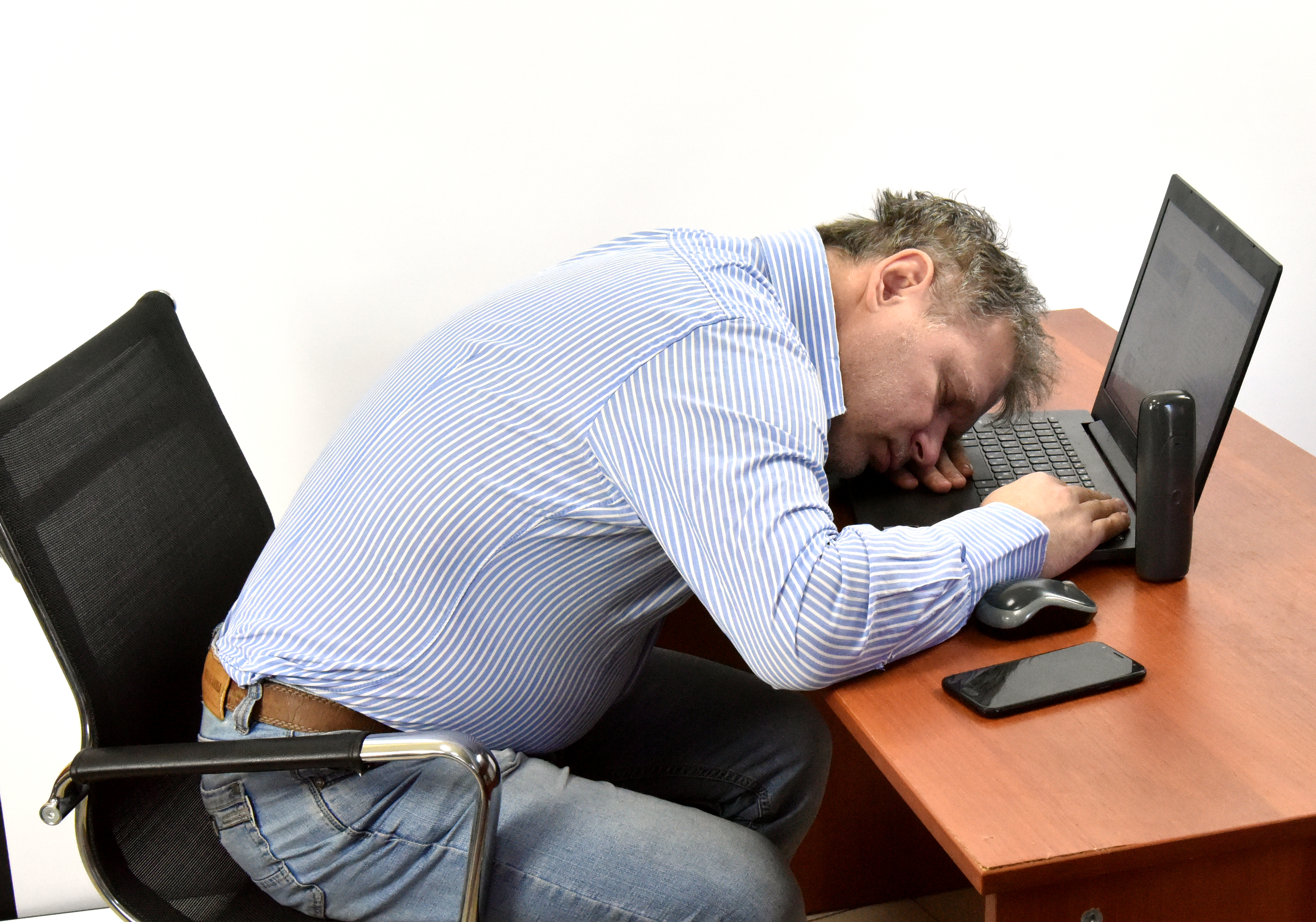 Утомление на рабочем месте