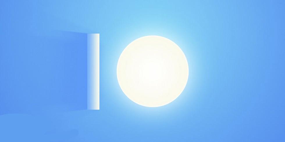 Умная лампочка-свеча Xiaomi Philips RuiChi Bulb E14 (прозрачная)