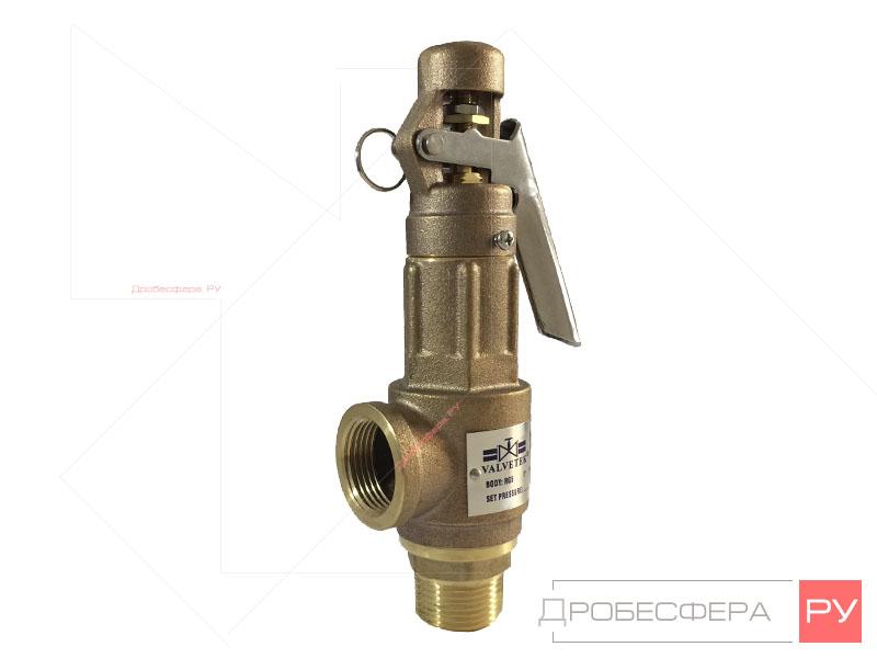 Предохранительные клапаны для компрессоров