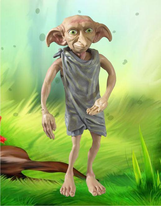 Игрушка Добби из серии о Гарри Поттере