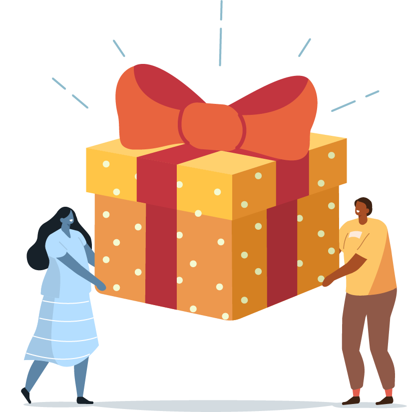 Во время наших сезонных акций, распродаж и в качестве подарка постоянным покупателям, мы также можем начислять баллы на ваш бонусный счет. А ещё следите за информацией на нашем сайте, мы планируем проводить конкурсы среди покупателей и вручать победителям бонусные баллы, который они смогут потратить на деревянные конструкторы свой мечты.