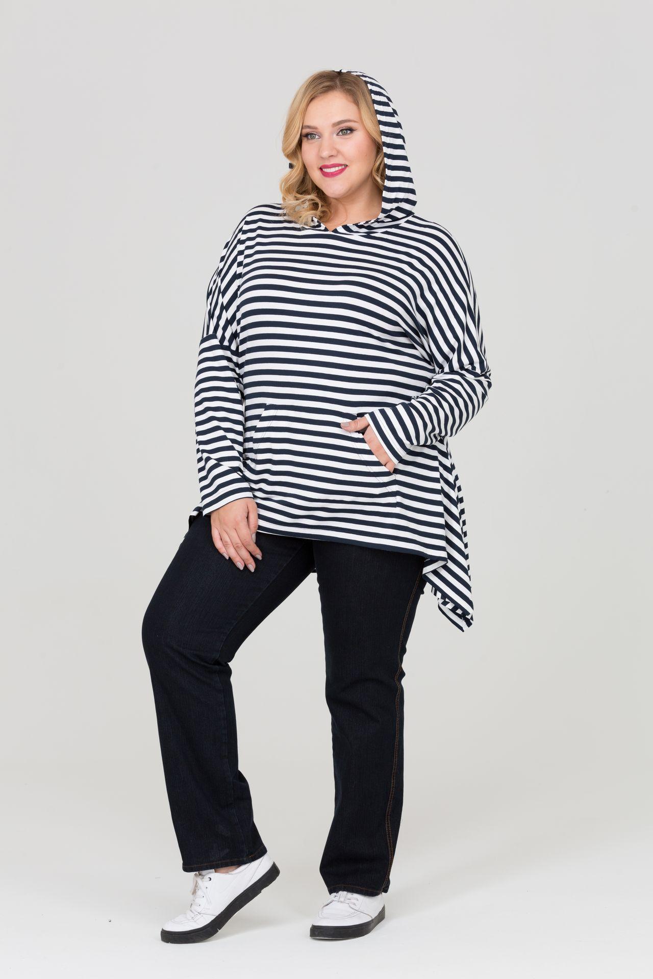 Нарядные блузы больших размеров