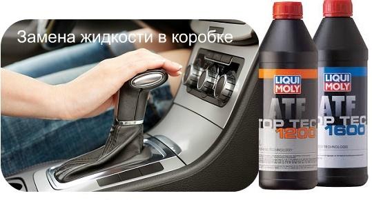 Выбор трансмиссионной жидкости для автомобиля