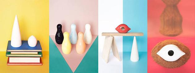 коллекция предметов декора от испанского дизайнер Julieta Alvarez