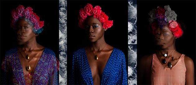 коллекция испанского дизайнера Julieta Alvarez- Cosmic Love