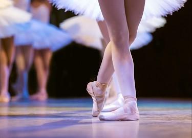 балет травмы