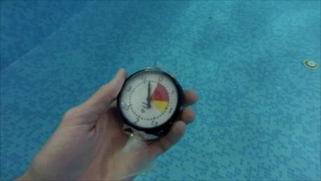 парашютный высотомер water proof