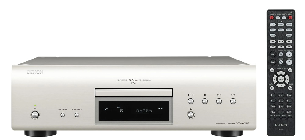 CD проигрыватель Denon DCD-1600NE комплект