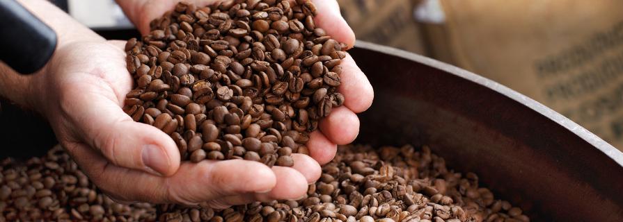 Свежеобжаренный кофе купить