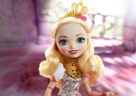 Кукла Эппл Вайт - Могущественные принцессы