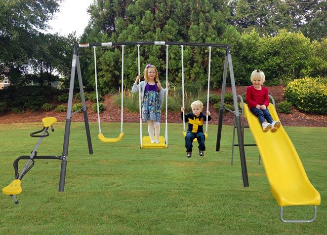Детский игровой комплекс XDP Swing Set 74560