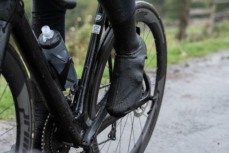 Бахилы велосипедные